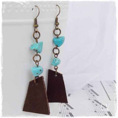 Tribal Talisman Earrings
