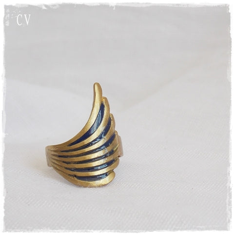 Tribal Brass Ring *
