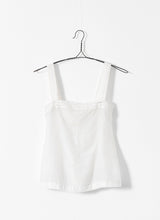 Ecru Embroidered Camisole