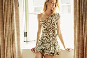 Bambi Leopard Dress