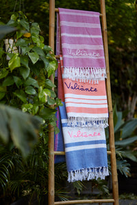 Valiante Cotton Beach Towel