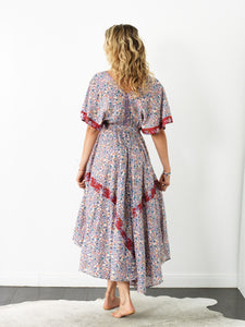 The Elle Print Dress