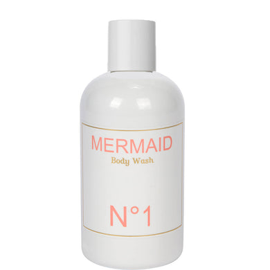 mermaid body wash