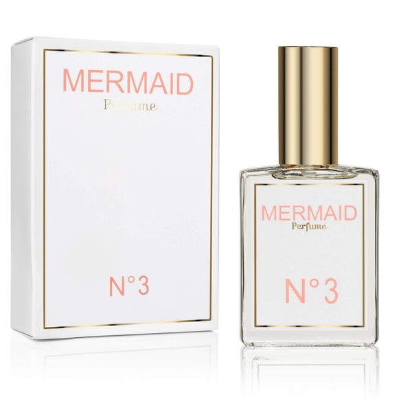 mermaid perfume spray no3