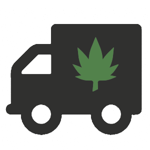 We deliver medical and recreational cannabis and marijuana