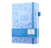 Periwinkle Blue Iconic - A5 Dotted Journal
