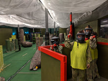 Mini Paintball Party for 10 players at Laser City Edmonton