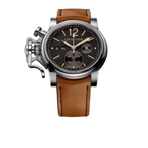 GRAHAM Chronofighter Vintage 44MM REF 2CVAS B03A