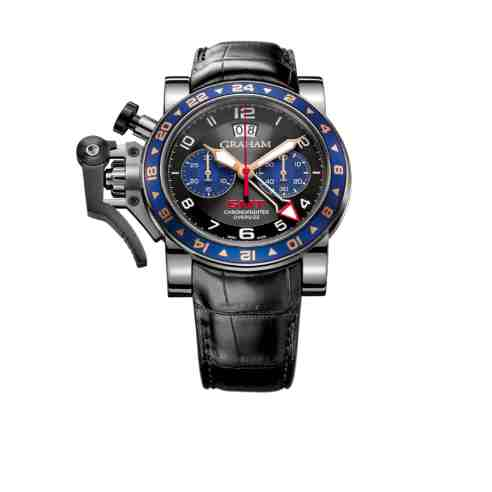GRAHAM Chronofighter GMT 47MM REF 20VGS B26A