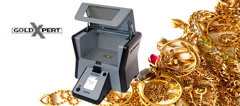 Olympus GoldXpert Countertop XRF Gold Buying Used