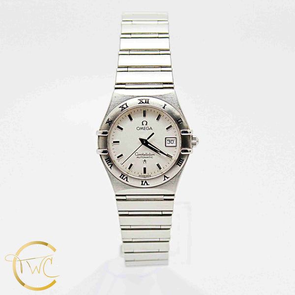 Omega Constellation Automatic Ladies Stainless Steel 43701100