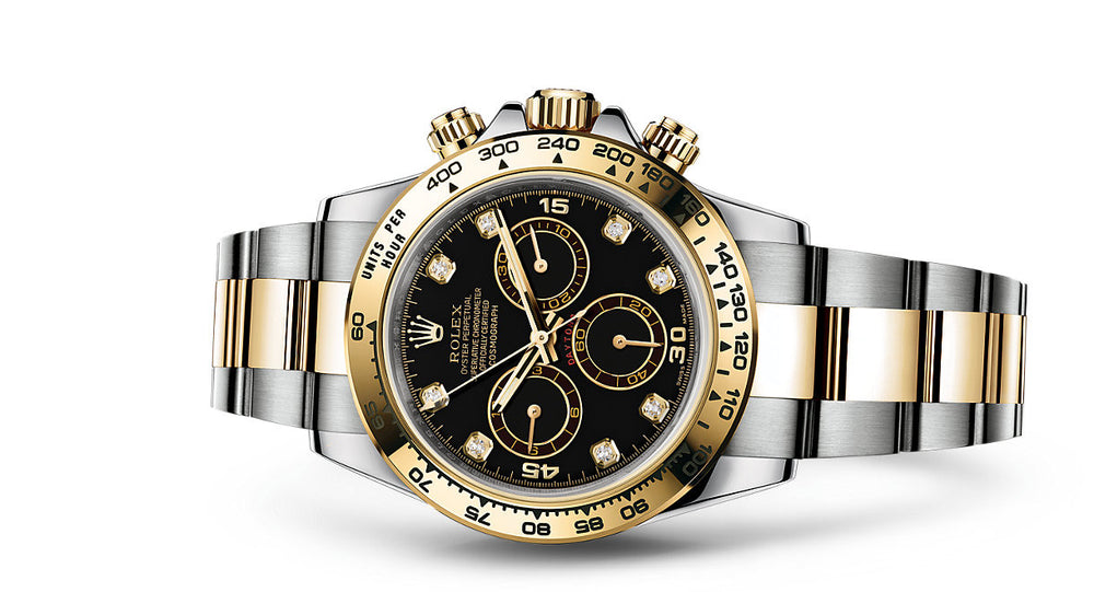 Rolex Daytona Steel and Yellow Gold 40mm 116503 NRD