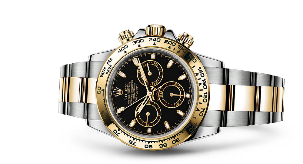 Rolex Daytona Steel and Yellow Gold 40mm 116503 NR