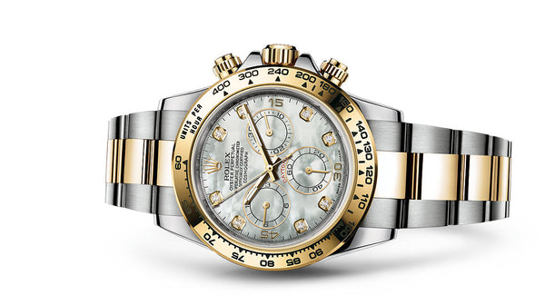 Rolex Daytona Steel and Yellow Gold 40mm 116503 WMPD