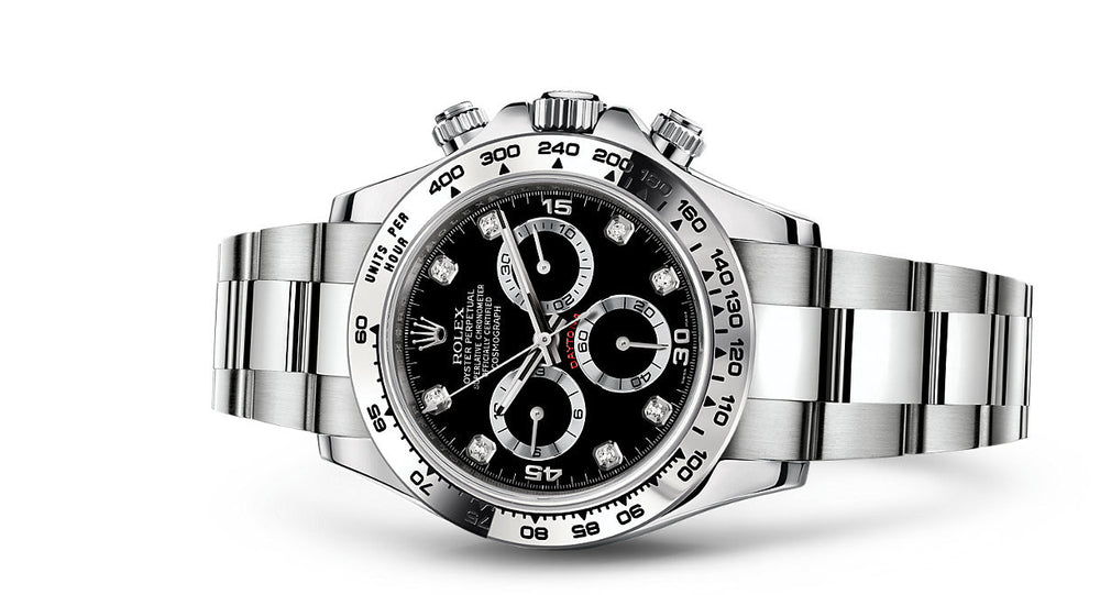 Rolex Daytona White Gold 40mm 116509 NRD