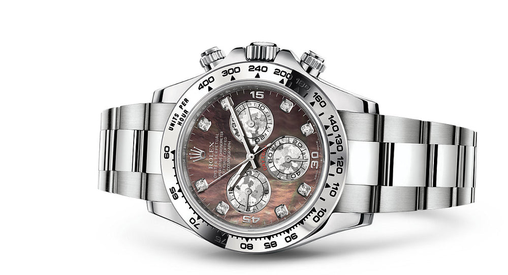 Rolex Daytona White Gold 40mm 116509 NRMPD