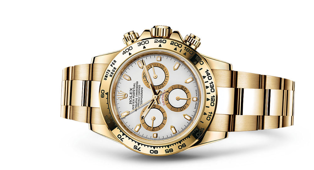 Rolex Daytona Yellow Gold 40mm 116508 BL