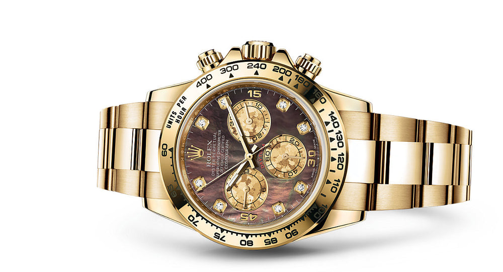 Rolex Daytona Yellow Gold 40mm 116508 NRMPD
