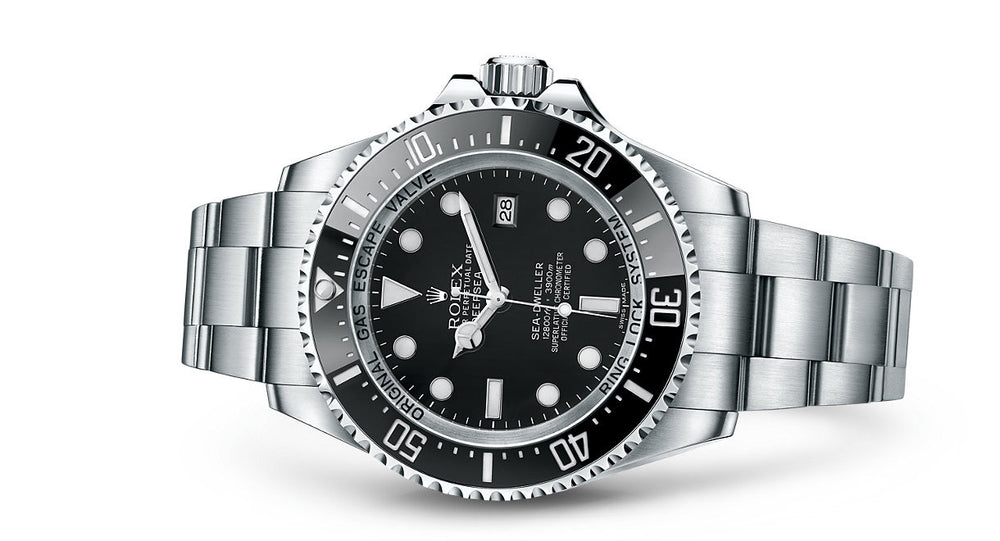 Rolex Deepsea Steel 44mm 116660