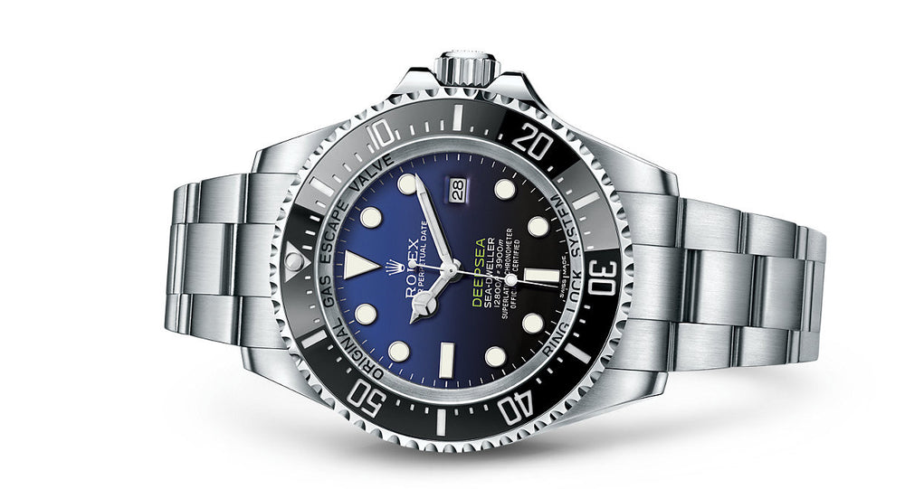 Rolex Deepsea Steel 44mm 116660 DBL