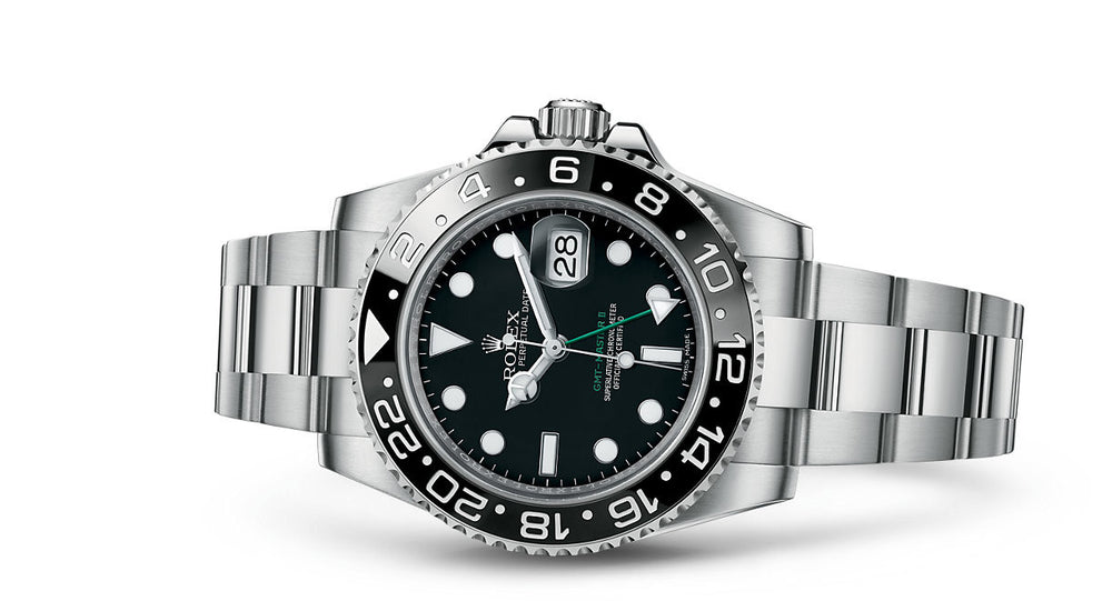 Rolex GMT-Master II Steel 40mm 116710LN