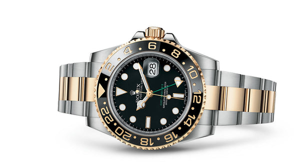 Rolex GMT-Master II Steel & Yellow Gold 40mm 116713LN