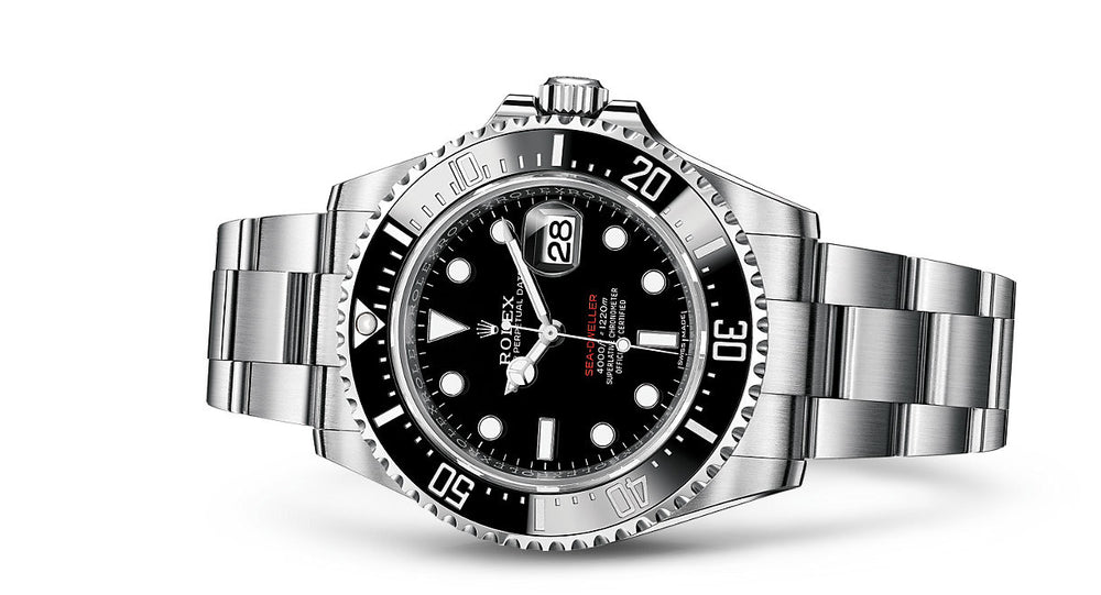 Rolex Sea-Dweller Steel 43mm 2017 Ref 126600