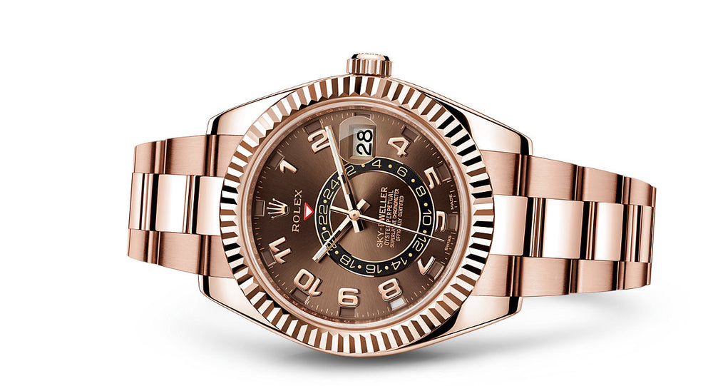 Rolex Sky-Dweller Everose Gold 42mm 326935 CH