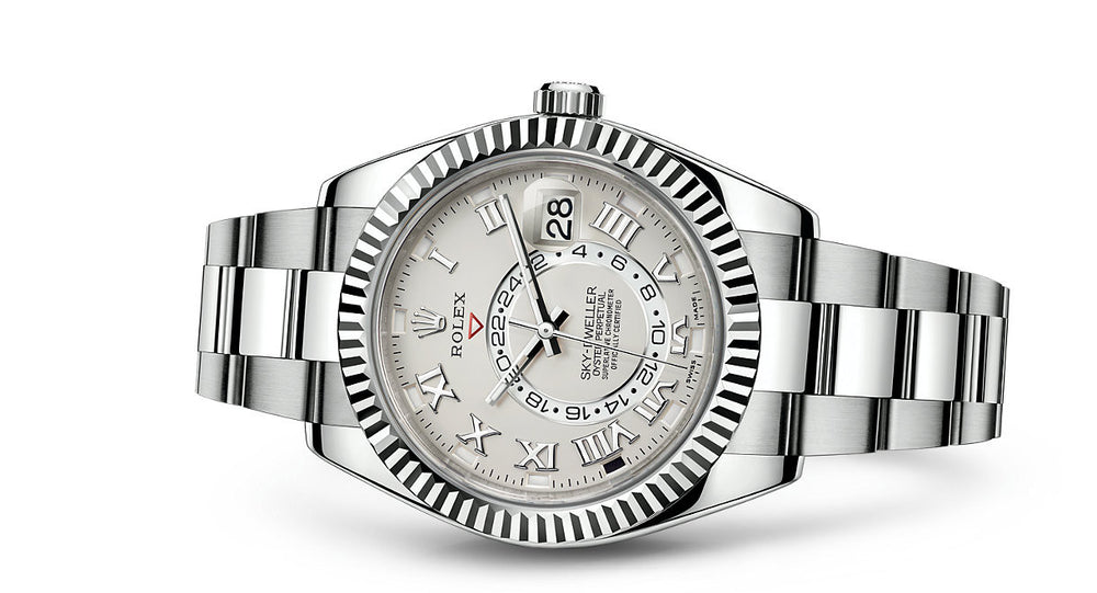 Rolex Sky-Dweller White Gold 42mm 326939