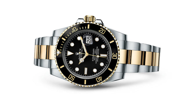 Rolex Submariner Date Steel & Gold 40mm 116613LN