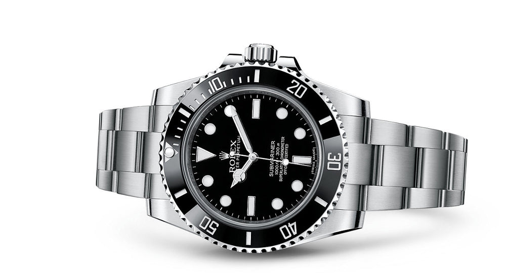 Rolex Submariner Steel 40mm 114060