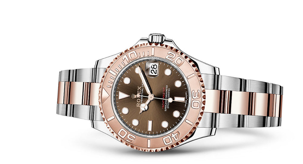 Rolex Yacht-Master 37 Steel & Everose Gold 37mm 268621
