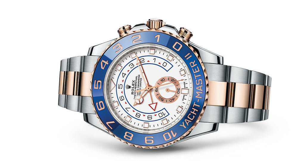 Rolex Yacht-Master II Steel & Everose Gold 44mm 116681
