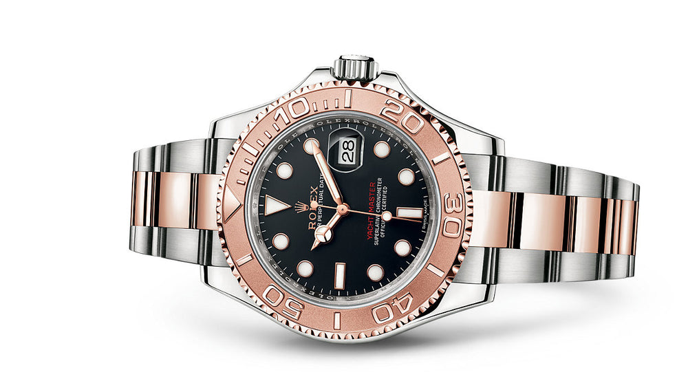 Rolex Yacht-Master Steel & Everose Gold 40mm 116621