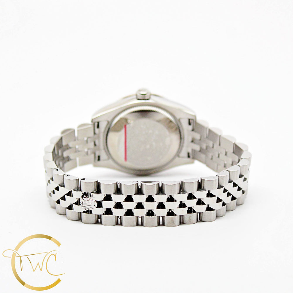 Rolex Oyster Perpetual Datejust 31MM Stainless Steel 178344