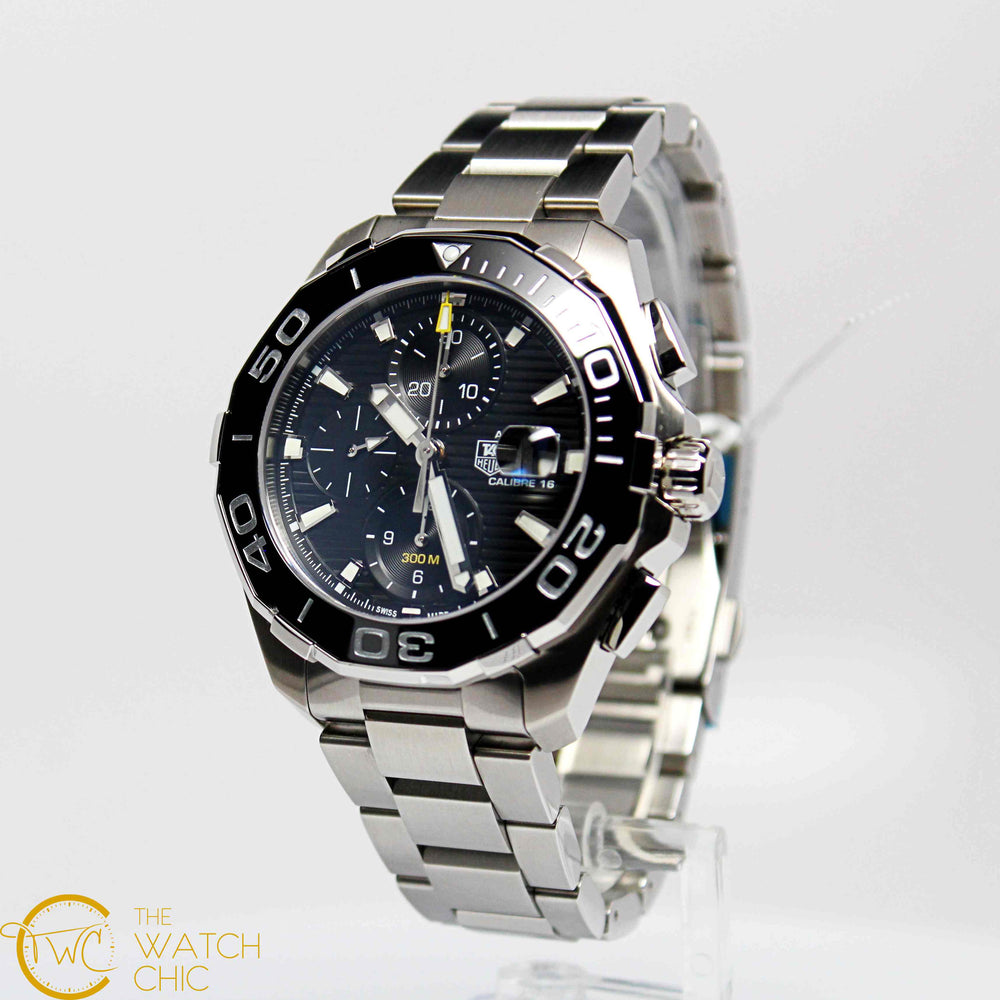 Tag Heuer Aquaracer Steel 43mm CAY211A.BA0927