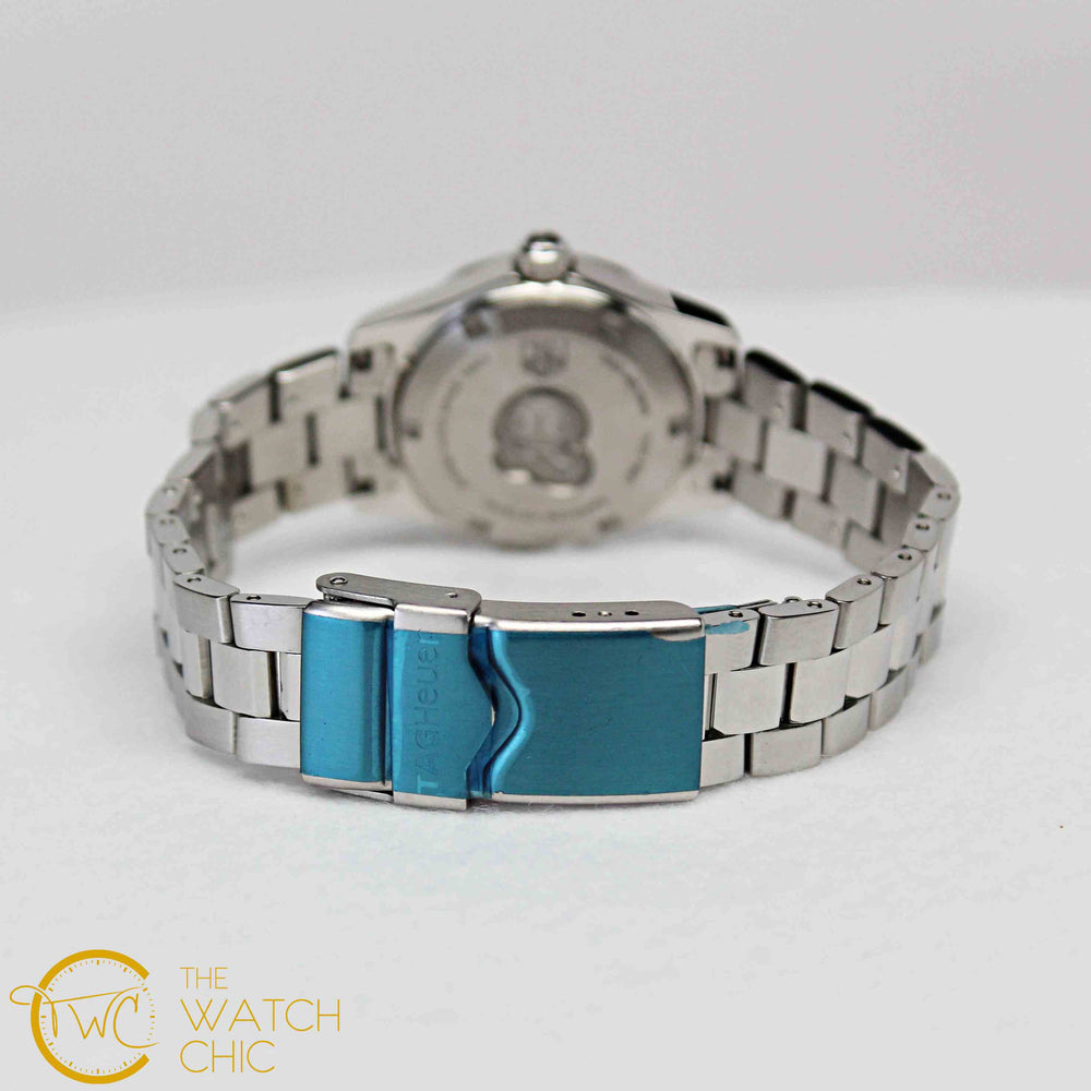 Tag Heuer Ladies Quartz Aquaracer Steel 27mm WAF1410.BA0823
