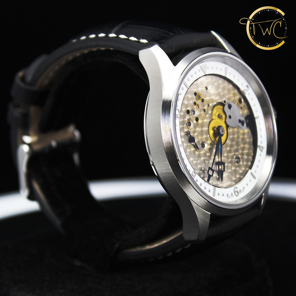 Antique Illinois Lincoln Movement Custom Wristwatch