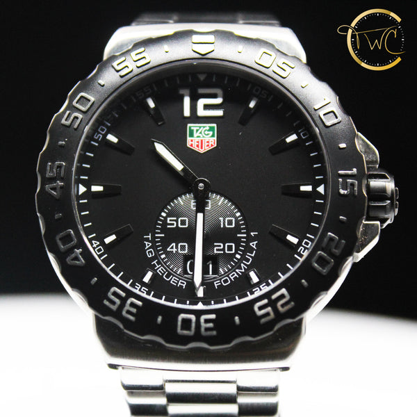 Tag Heuer Formula One Steel 42mm WAU1110
