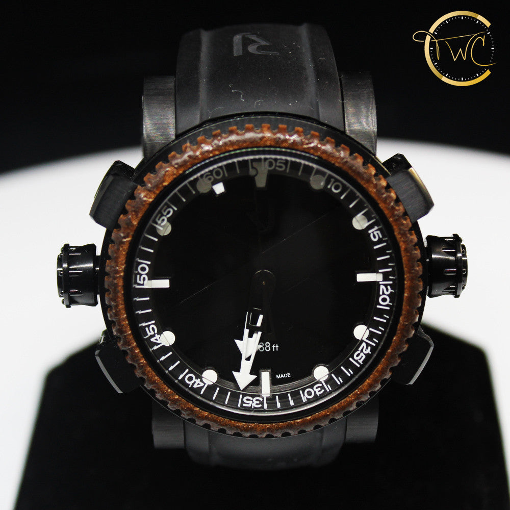 Romain Jerome Black Octopus RJ.T.AU.DI.001.01
