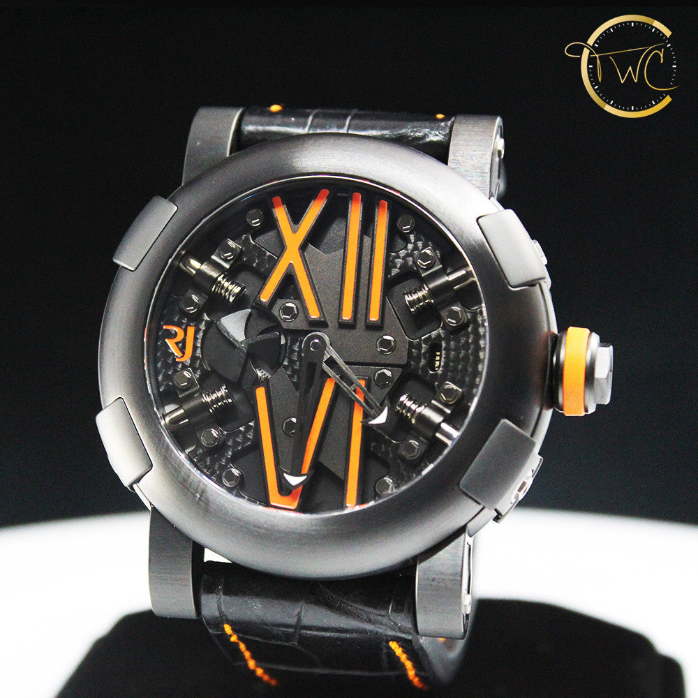 Romain Jerome Steampunk Auto Orange RJ.T.AU.SP.005.05