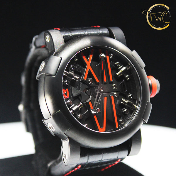 Romain Jerome Steampunk Auto Red RJ.T.AU.SP.005.04