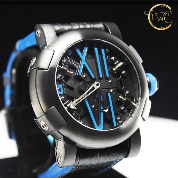 Romain Jerome Steampunk Auto Blue RJ.T.AU.SP.005.02