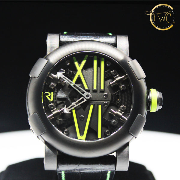 Romain Jerome Steampunk Auto Green RJ.T.AU.SP.005.03