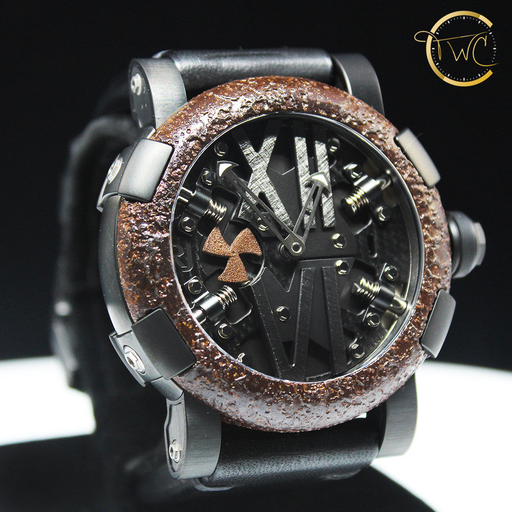 Romain Jerome Steampunk 100th Anniversary Automatic RJ.T.AU.SP.002.02