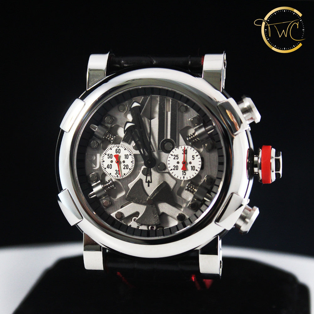 Romain Jerome Steampunk Chrono Limited Edition Heat RJ.T.CH.SP.005.05