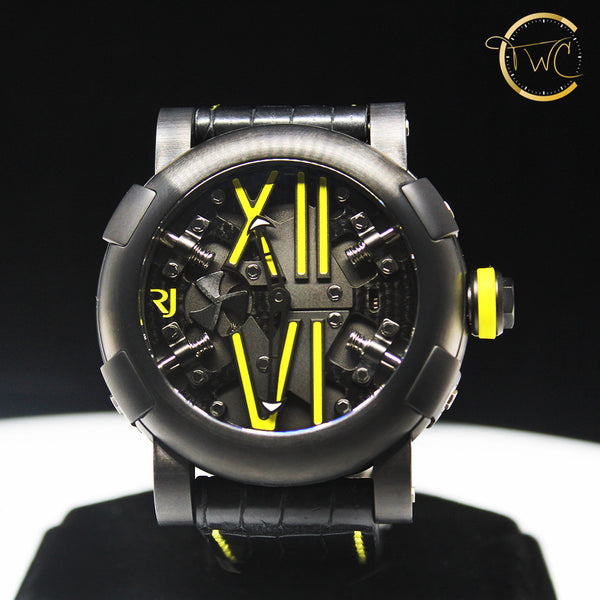 Romain Jerome Steampunk Auto Yellow RJ.T.AU.SP.005.06