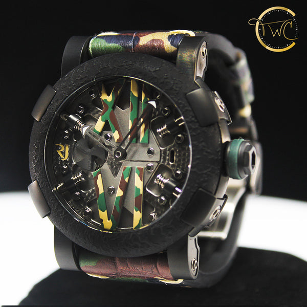 Romain Jerome Steampunk Auto Camo RJ.T.AU.SP.009.01
