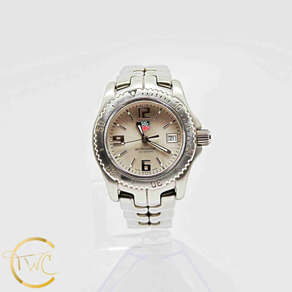 TAG Heuer Women's WT1312 BA0556 Link Series Watch