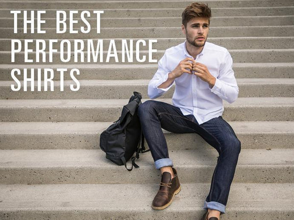 Introducing the Best Do Anything/Wear Anywhere Performance T-Shirts